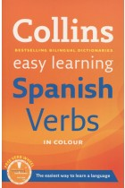 Купити - Книжки - Collins Easy Learning. Spanish Verbs (+ Spanish Verb Wheel)