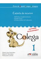 Купити - Книжки - Colega - CARPETA DE RECURSOS (Spanish Edition)