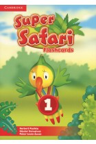 Купити - Книжки - Super Safari 1 Flashcards (Pack of 40)