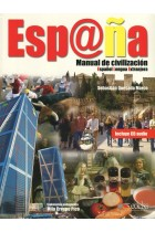 Купити - Книжки - Espana. Manual de Civilizacion (+ CD-ROM)