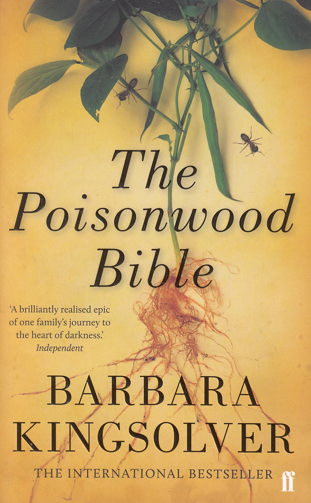 the early missionary work in congo as explained in the poisonwood bible