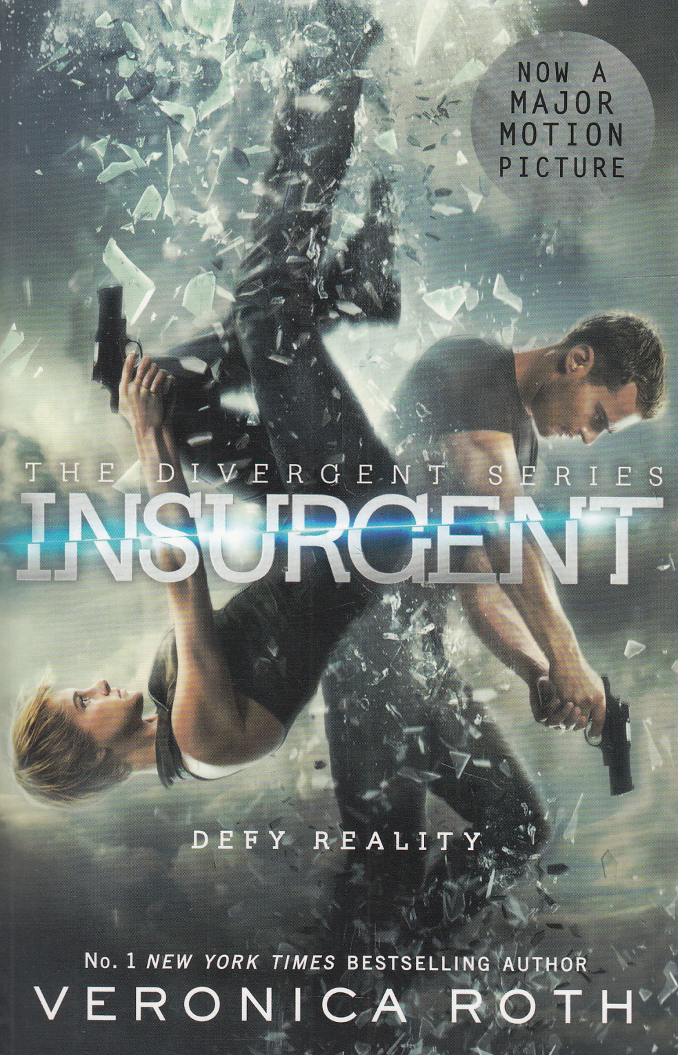 The Divergent Series. Book2: Insurgent