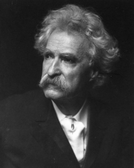 a discussion on racism in the works of mark twain