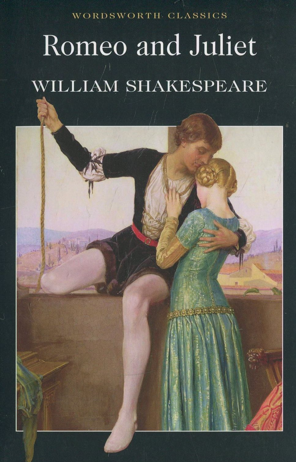the role of death in romeo and juliet by william shakespeare Character analysis, shakespeare - friar lawrence's role in the death of romeo and juliet.