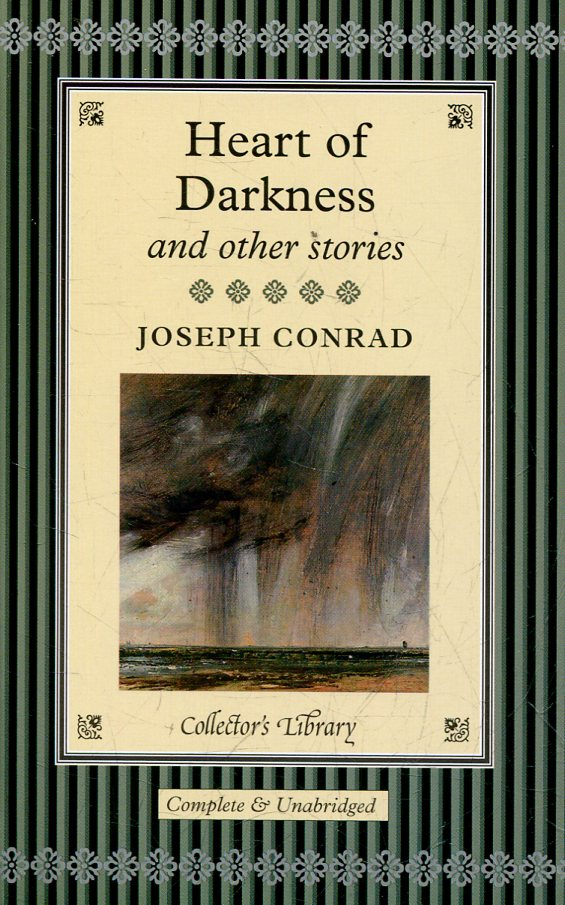 essays on the heart of darkness by joseph conrad Conrad's heart of darkness is a novel about european essays heart of darkness while joseph conrad writes that the darkness that is responsible for.