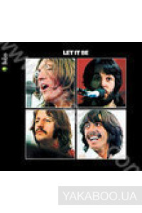Фото - The Beatles: Let It Be (Remastered) (Limited Edition DeLuxe Package) (Import)