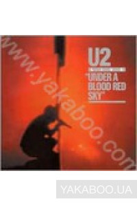 Фото - U2: Under a Blood Red Sky. Remastered Audio (LP) (Import)