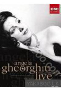 Фото - Angela Gheorghiu: Live from Covent Garden (DVD) (Import)