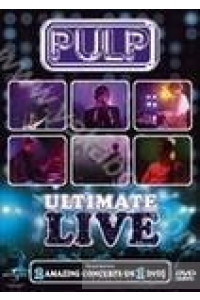 Фото - Pulp: Ultimate Live (DVD)