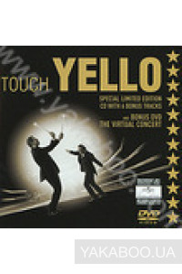 Фото - Yello: Touch Yello (Special CD+DVD Limited Edition)
