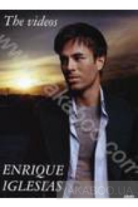 Фото - Enrique Iglesias: The Videos (DVD)