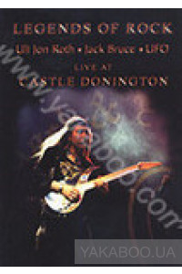 Фото - Uli Jon Roth: Live at Castle Donington (DVD)
