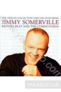 Фото - Jimmy Somerville: The Singles Collection 1984/1990 (Import)