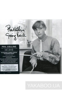 Фото - Phil Collins: Going Back (The Ultimate Edition) (CD+DVD) (Import)