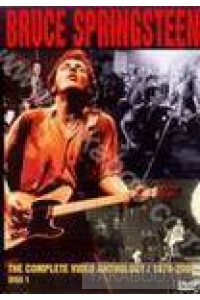 Фото - Bruce Springsteen: The Complete Video Anthology / 1978-2000