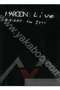 Фото - Maroon 5: Live Friday the 13th (DVD)