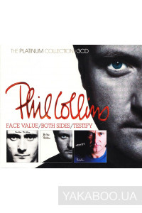 Фото - Phil Collins: The Platinum Collection (3 CD) (Import)