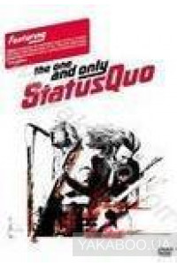 Фото - Status Quo: The One and Only (DVD)