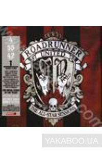 Фото - Roadrunner United: The All-Star Sessions (CD+DVD)