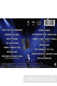 Фото - Chris de Burgh: Notes from Planet Earth. The Collection
