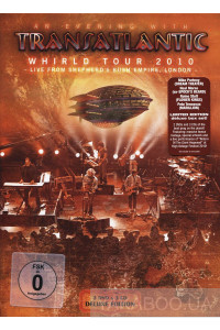 Фото - Transatlantic: Whirld Tour 2010. Live from Shepherd's Bush Empire, London (2 DVD & 3 CD) (Import)