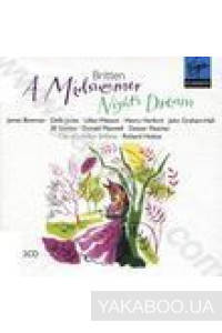 Фото - Benjamin Britten: A Midsummer Night Dream (2 CD) (Import)