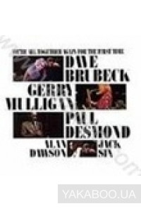 Фото - Dave Brubeck: We're All Together Again For The First Time (Import)