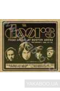 Фото - The Doors: Live From The Boston Arena 1970 (3 CD) (Import)