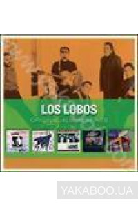 Фото - Los Lobos: Original Album Series (5 CD) (Import)