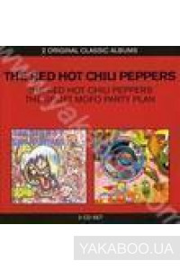 Фото - The Red Hot Chili Peppers: The Red Hot Chili Peppers / The Uplift Mofo Party Plan (2 CD) (Import)
