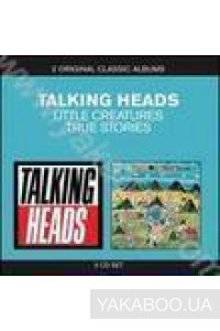 Фото - Talking Heads: Little Creatures. True Stories (2 CD) (Import)