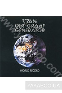 Фото - Van Der Graaf Generator: World Record (Mini-Vinyl) (Import)