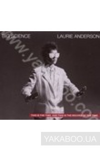 Фото - Laurie Anderson: Big Science (Import)
