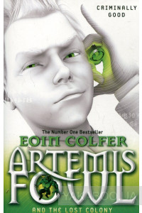 Фото - Artemis Fowl and the Lost Colony