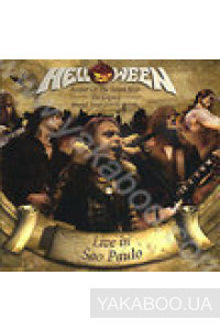 Фото - Helloween: Keeper of the Seven Keys. The Legacy World Thour 2005/2006. Live in Sao Paulo