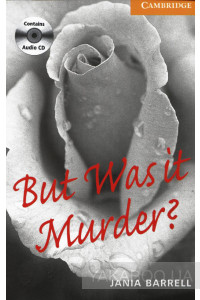 Фото - But was it murder? (book with audio CDs). Level 4
