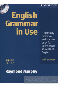 Фото - English Grammar In Use with Answers (+ CD-ROM)