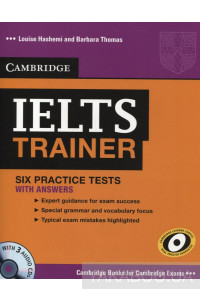 Фото - IELTS Trainer. Six Practice Tests with Answers and 3 Audio CDs