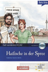 Фото - Haifische in der Spree. A1-A2 (+ CD-ROM)