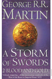 Фото - A Song of Ice and Fire. Book 3. A Storm of Swords 2: Blood and Gold