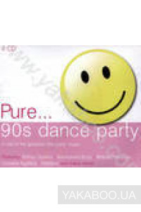 Фото - Сборник: Pure... 90's Dance Party. 4 CD's of the Greatest 90's Party Music