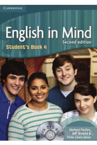 Фото - English in Mind. Student's Book 4. 2nd Edition  (With DVD-Rom)