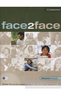 Фото - Face2face. Advanced Workbook with Key
