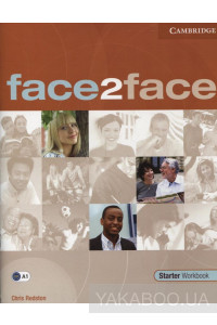 Фото - Face2face. Starter Workbook with Key