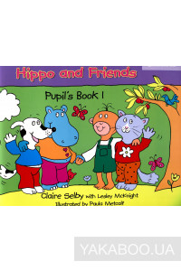 Фото - Hippo and Friends. Pupil's Book 1