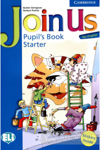 Фото - Join Us for English. Pupil's Book Starter