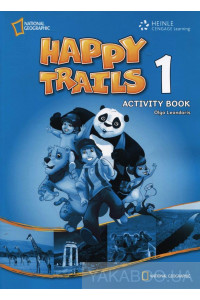 Фото - Happy Trails 1. Activity Book