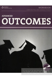 Фото - Outcomes Advanced. Workbook (With Key and Audio CD)