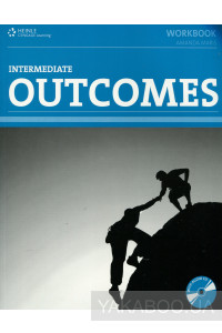 Фото - Outcomes. Intermediate. Workbook (+ CD)