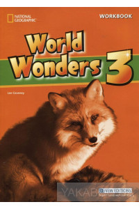 Фото - World Wonders 3. Workbook